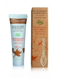 Couleur Caramel Organic Hydracoton Foundation