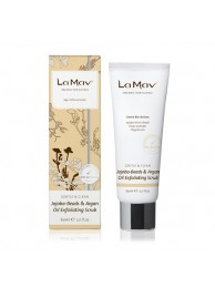 La Mav  Jojoba-Beads and Argan Oil Exfoliating Scrub