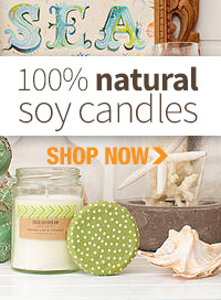 Coco Daydream natural candles
