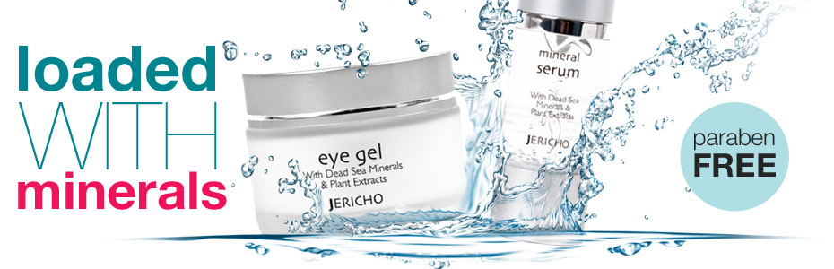 Loaded with minerals- Jericho products