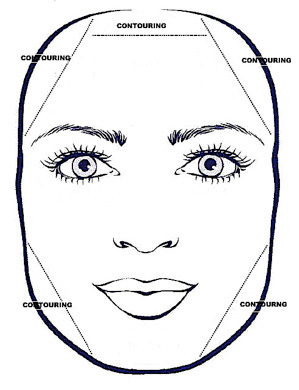 Reshape your Face - Rectangle/Square shaped face