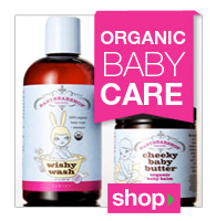 Organic mother and baby care products