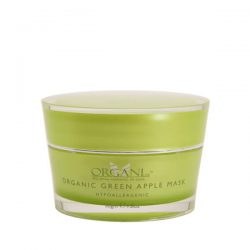 Organi Green Apple Mask