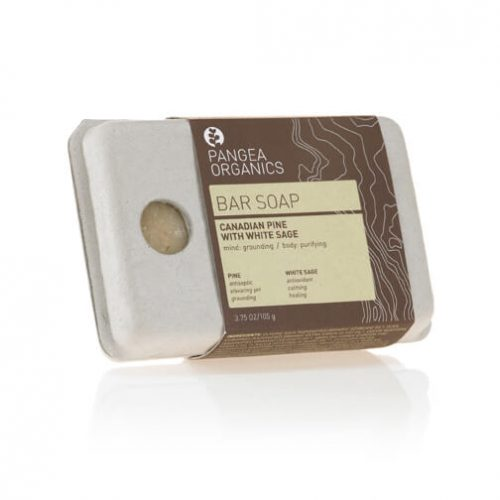 Pangea Organics Canadian Pine & White Sage Bar Soap