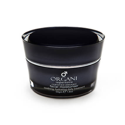 Organi Facial Moisturiser for men