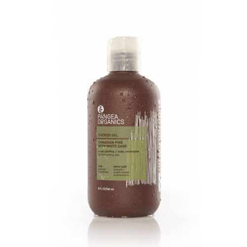 Pangea Organics, Canadian Pine & Sage Shower Gel