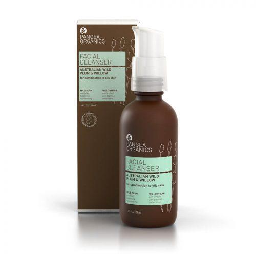 Pangea Organics Australian Wild Plum Facial Cleanser