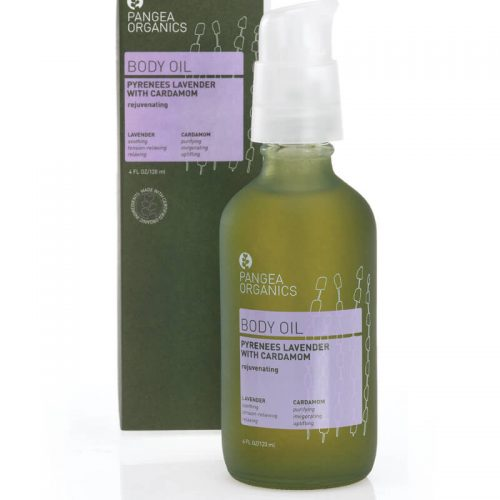 Pangea Organics Pyrenees Lavender with Cardamom Body Oil