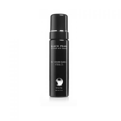 Black Pearl Face Mousse Cleanser