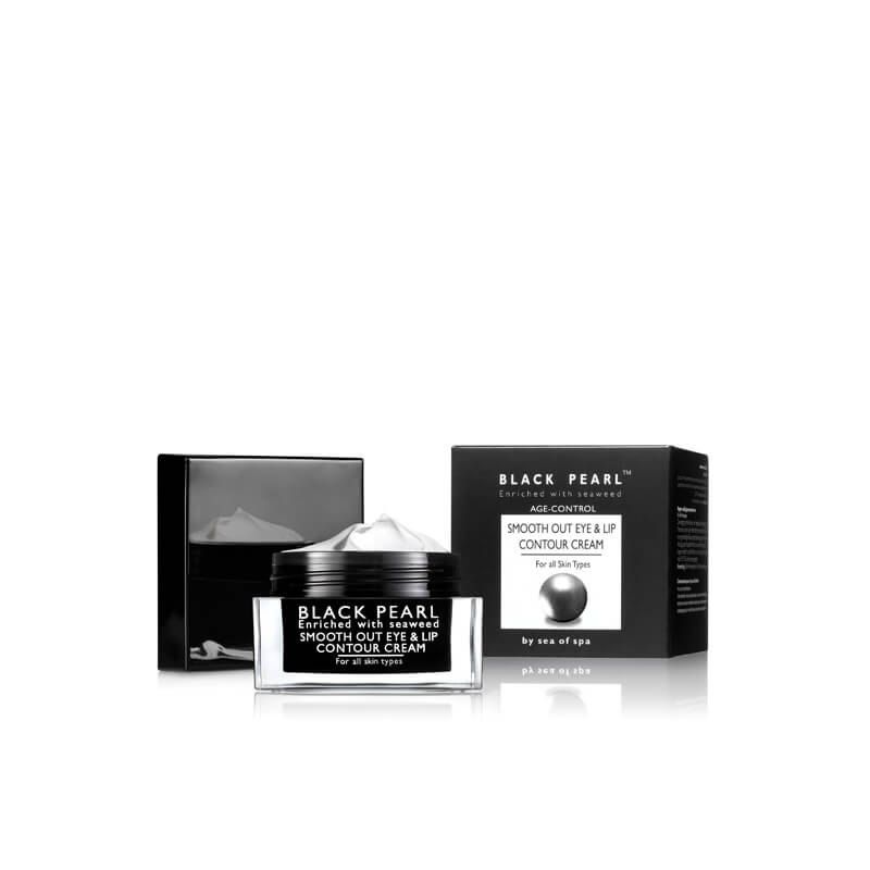 Black Pearl Age Control Eye & Lip Contour Cream