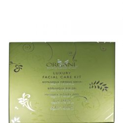 Organi Luxury facial care kit