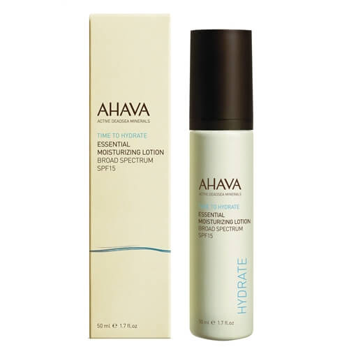 AHAVA Age Perfecting Hand Cream Broad Spectrum SPF 15
