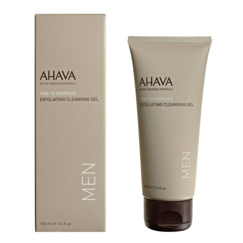 AHAVA Men Exfoliating Cleansing Gel