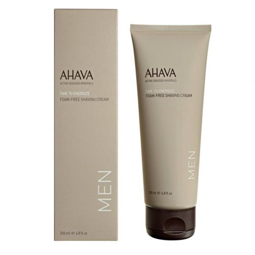AHAVA Men Foam Free Shaving Cream