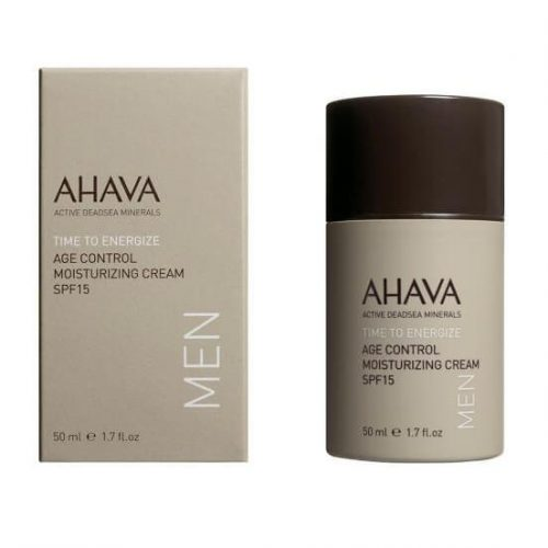 AHAVA Men Age Control Moisturizing Cream SPF15