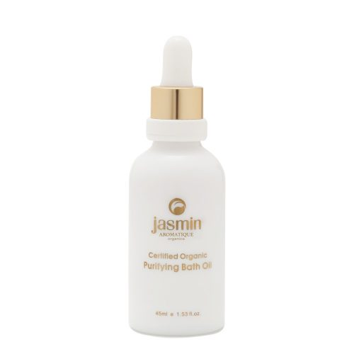 Jasmin Organics Purifying Bath Oil - Daily Care Collection