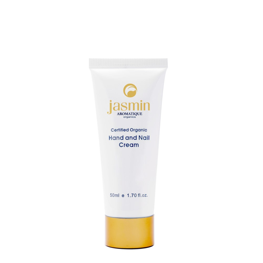 Jasmin Organics Hand and Nail Cream - Cell Activator Collection