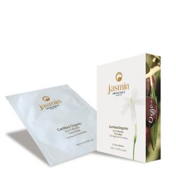 Jasmin Organics Eco-Cellulose Face Mask Firming  and Hydrating - Daily Care Collection