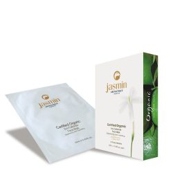 Jasmin Organics Eco-Cellulose Face Mask - Brightening and Hydrating - Brightening Collection