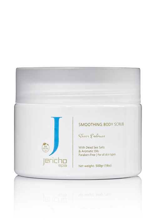 Jericho Dead Sea Smoothing Body Scrub