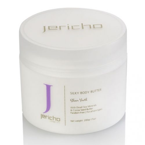 Jericho Dead Sea Silky body butter