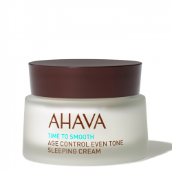 AHAVA age_control_sleeping_cream